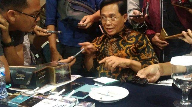 Ketua Gappri Ismanu Soemiran. (Foto: IST)