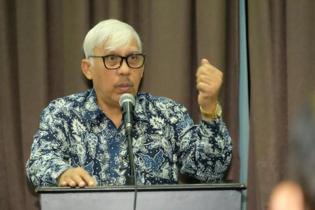 Djony Syafruddin SH Ketum Gabungan Pengelola Bioskop Indonesia 2017-2022 (Foto AMZ)