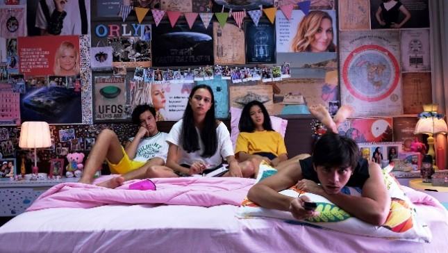 Adegan Film My Generation yang segera akan tayang 9 Nopember mendatang.