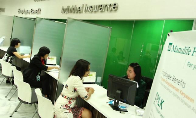 Ilustrasi Asuransi Manulife (dok - qerja.com)