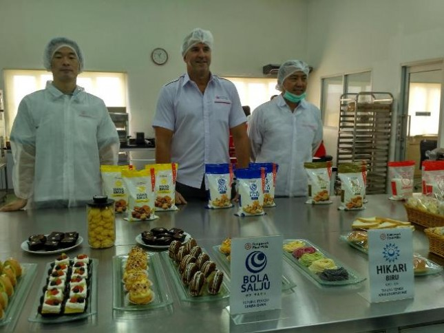 2018 Bungasari Flour Mills Indonesia Tambah Pabrik Keduanya di Cilegon dengan alokasi dana capai US$ 42 Juta