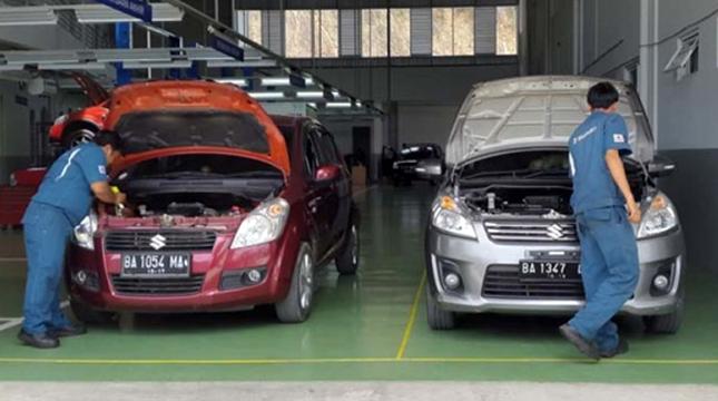 Tingkatkan Layanan Purna Jual SIS Gandeng EPM Gelar Suzuki Day