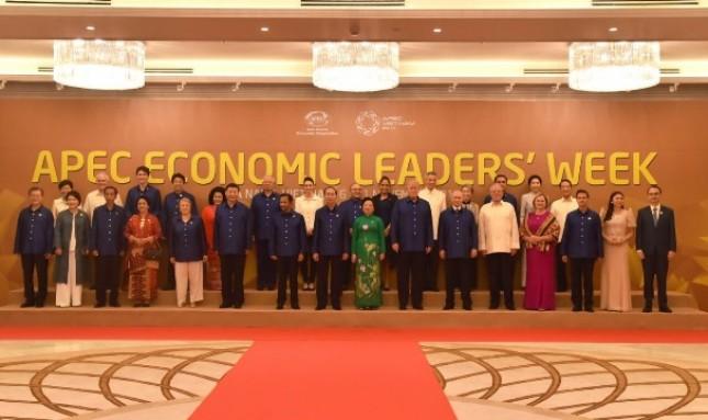 Presiden Jokowi Hadiri KTT APEC di Vietnam (Foto Setkab)
