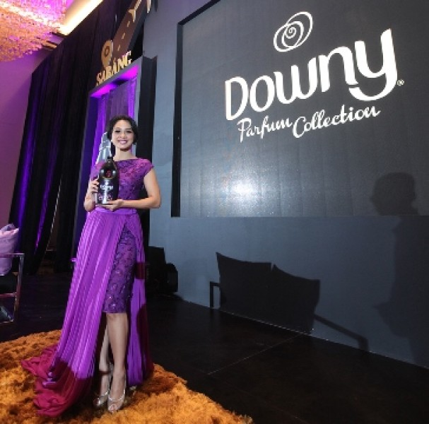 Andien Brand Ambassador Downy Parfume Collection (Foto Nina)