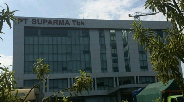 PT Suparma Tbk (ist)