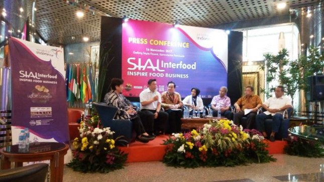500 Chef Internasional Ramaikan Pameran Industri Mamin (Foto Dije)