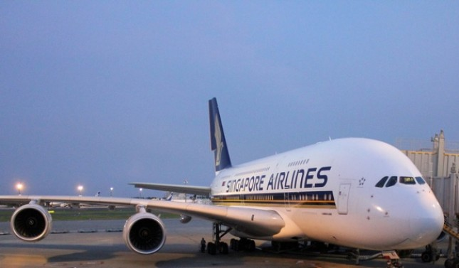 Singapore Airlines (SIA) Grup (Foto Ist)
