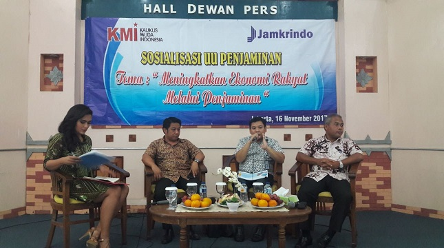 Diskusi Jamkrindo