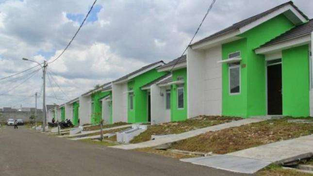 Rumah Seharga Rp 157 juta di Citra Maja Raya (Foto: dok. Kementerian PUPR)