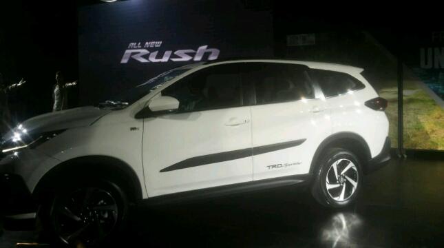 All New Toyota Rush (foto: Ridwan/Industry.co.id)