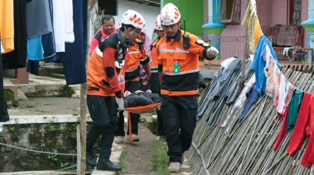 BAZNAS Resmikan Kampung Tanggap Bencana