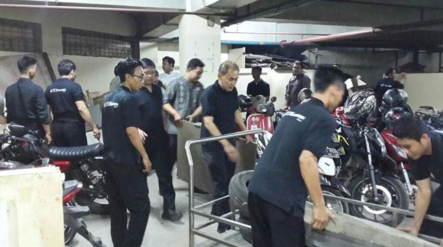 Aston Cengkareng Selenggarakan Cleaning Campaign