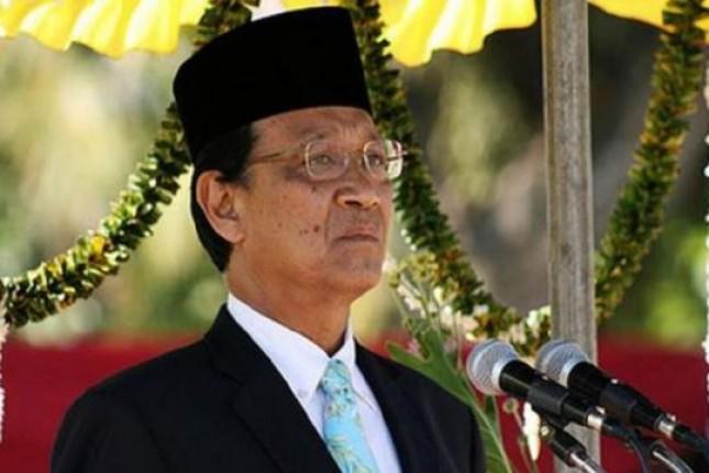 Sri Sultan HB X Gubernur Daerah Istimewa Yogyakarta (Foto Ist)