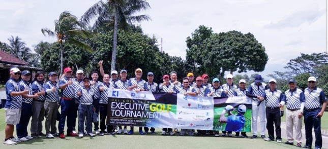Peserta HKI Executive Golf Tournament 2017 (dok-Industry.co.id)