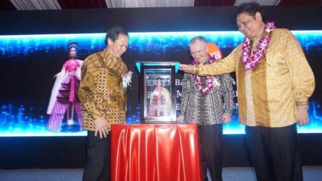 Menperin Apresiasi Mattel Indonesia Kembangkan Perusahan Selama 25 Tahun di Indonesia (Foto Dok Industry.co.id)