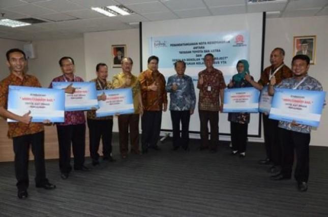Anton J. Supit Wakil Ketua Umum Kadin Bidang Ketenagakerjaan (Foto Ridwa)
