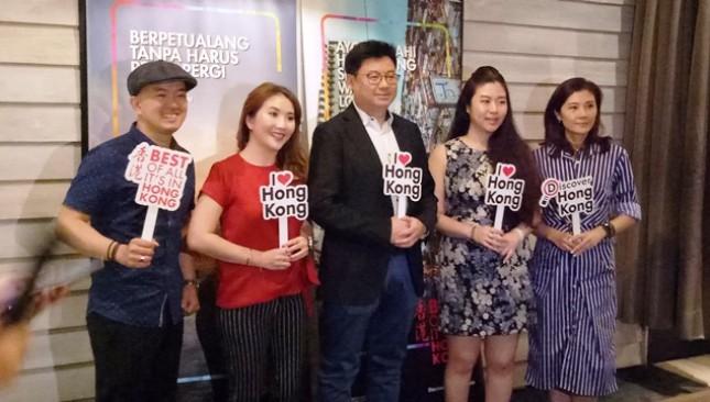 Pertumbuhan Wisatawan ke Hong Kong Capai 7,1 Persen (Foto Dije)