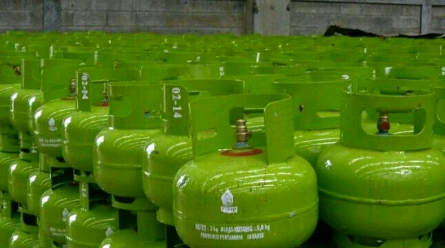 Ilustrasi Gas 3kg (ist)