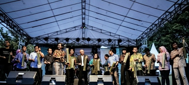 WALHI beserta seluruh elemen rakyat deklarasikan Platform Politik Lingkungan Hidup Indonesia
