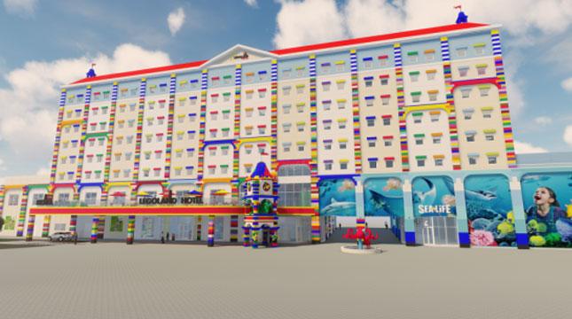 Legoland Resort Japan di Nagoya (Foto:en.rocketnews24.com)