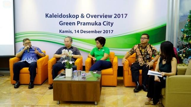 Pengembang Green Pramuka City Optimis Tahun Politik Jadi Momentum Baik Untuk Pertumbuhan Properti (Foto Dok Industry.co.id)