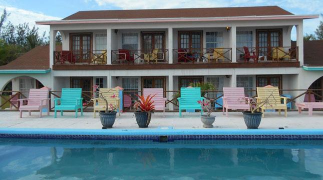 The Resort, di Pulau Eleuthera, Bahama (Foto:cnn.com)