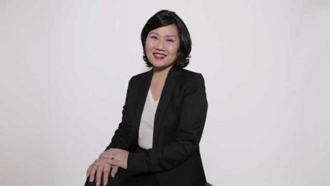 Monika Rudijono Presiden Uber Indonesia