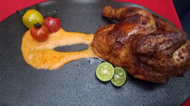 Ayam Bakar (Chodijah Febriyani/Industry.co.id)