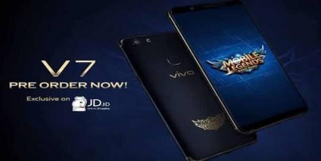 Vivo V7 edisi Mobile Legend