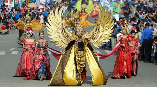 BP Batam Internasional Culture Carnival 2017 (Foto:sindobatam.com)