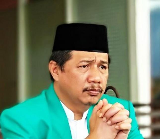 Ketua Umum Parmusi Usamah Hisyam (Foto Anto)