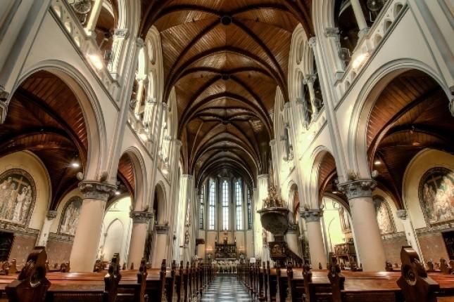Gereja Katedral Jakarta (Foto Dok Industry.co.id)