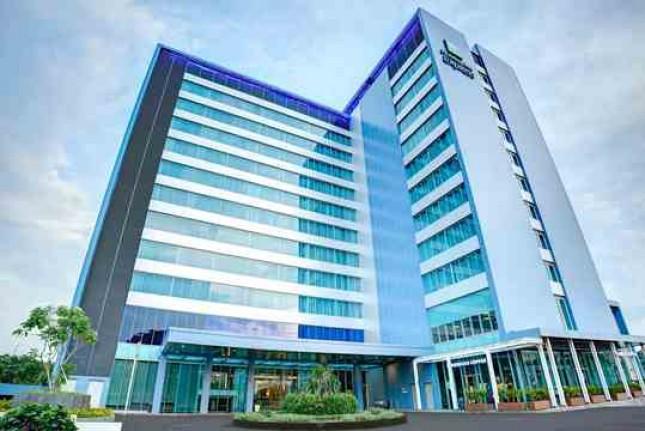 Holiday Inn Express Jakarta International Expo (Foto Dok Industry.co.id)