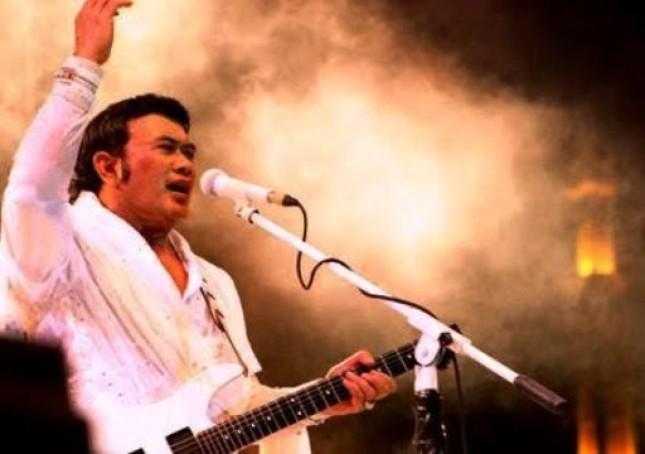Raja Dangdut Rhoma Irama (Foto Dok Industry.co.id)