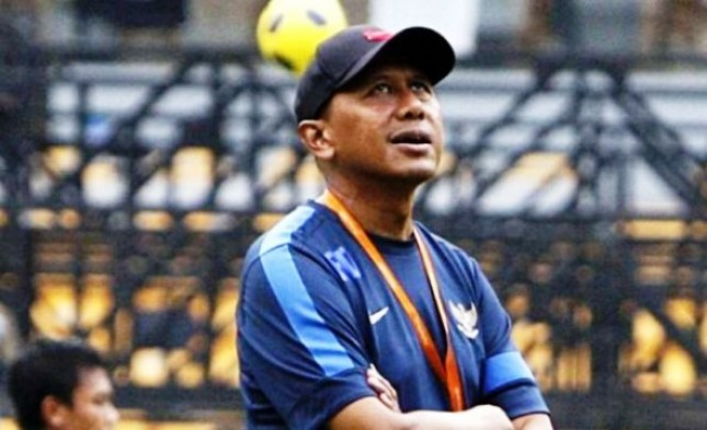 Pelatih Sriwijaya FC Rahmad Darmawan (ist)