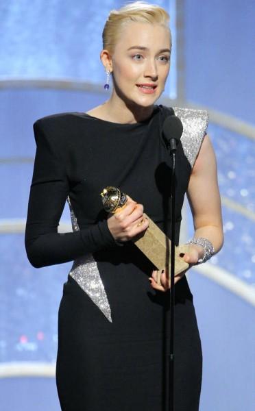 Saoirse Ronan Speech (Foto Ist)