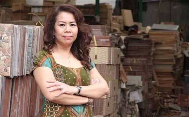 Presiden Direktur PT Kemenangan Jaya (Centro Keramik), Jusmery Chandra