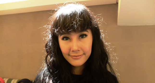 "Ardina Rasti, Pemeran Utama Film ""Arumi: (foto: Amazon)"