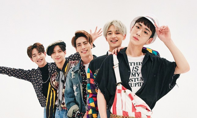 SHINee (Dok. Industry.co.id)