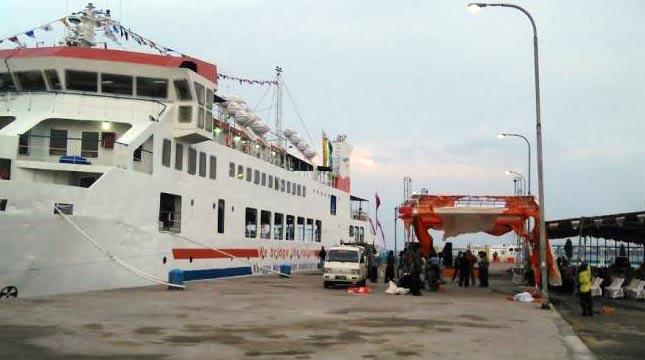 Pelabuhan Niaga Kendal