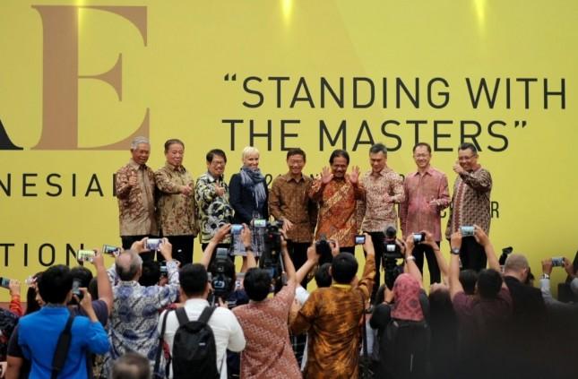 Indonesia Art Exibitions di Jababeka Cikarang (dok INDUSTRY.co.id)