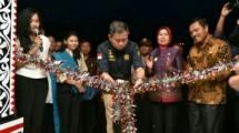Menteri Jonan resmikan Pusat Informasi Geopark Nasional Kaldera Danau Toba (ist)