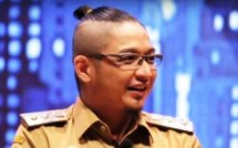 "Wakil Wali Kota Palu Sigit Purnomo Syamsuddin Said (Pasha ""Ungu"") (Foto Dok Industry.co.id)"
