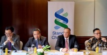 Standard Chartered Bank memprediksikan tahun ini pertumbuhan ekonomi Indonesia akan tembus 5,2 persen.