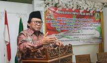 Wakil Ketua MPR, Oesman Sapta