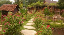 Desa Wisata Kembangarum, di Desa Donokerto, Kecamatan Turi, Kabupaten Sleman, Yogyakarta (Foto: yogyakarta.panduanwisata.id)