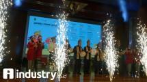 Launching Calender of Event (CoE) 2018 Provinsi Riau di Balairung Soesilo Soedarman, Gedung Sapta Pesona, Kementerian Pariwisata (Kemenpar) (Foto:Chodijah Febriyani/Industry.co.id)