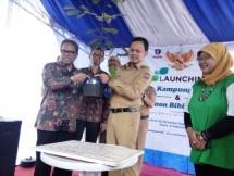 Direktur Eksekutif Laznas BSM Umat, Rizqi Okto Priansyah dan Walikota Bogor, Bima Arya Sugiarto (Foto Dok Industry.co.id)