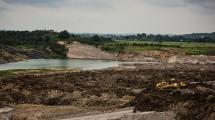 Ilustrasi penambangan batu bara. (Ed Wray/Getty Images)