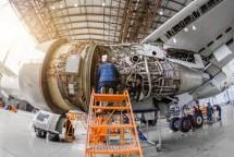 Ilustrasi Bisnis Jasa Perawatan Pesawat